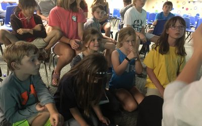 Children's Missions (GAs, RAs)