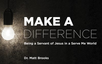 We are gifted by God to make a difference for God