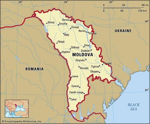 Day 1 in Moldova