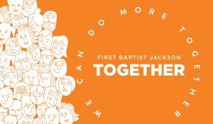 First Baptist Jackson Leadership Training Event Logo