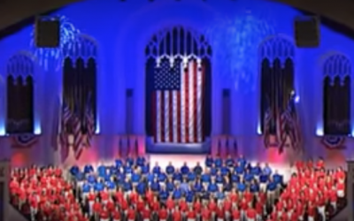 Let Freedom Ring: Of God and Country