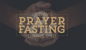 First Baptist Jackson | 21 Days of Prayer and Fasting