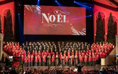 Noel: Carols by Candlelight 2018