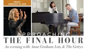First Baptist Jackson | Anne Graham Lotz and The Gettys